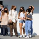Jennifer Lopez – Shopping candids on Rodeo Drive in Beverly Hills - 454 x 324