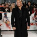"Vin Diesel attends the European premiere of ""xXx"": Return of Xander Cage' at Cineworld 02 Arena on January 10, 2017 in London, England"