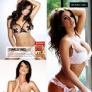 Lucy Pinder Rosie Jones Holly Peers Pals Nuts 500th Issue