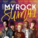 Sum 41 - My Rock Magazine Cover [France] (October 2016)