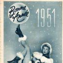 Vera-Ellen - Le Film Complet Magazine Pictorial [France] (28 December 1950)