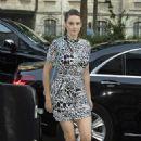Shailene Woodley – Arrives at Vogue Party in Paris