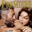 Vincent Cassel - Premiere Magazine Cover [France] (January 2014)