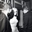 Robert F. Kennedy Marilyn Monroe and John F.Kennedy - 448 x 500