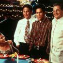 Eddie Garcia, Dante Basco and Tirso Cruz in 5 Card Productions' The Debut - 2001