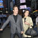 Armie Hammer and Elizabeth Chambers - 395 x 594