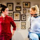 1 of 20 - MyAnna Buring & Laura Donnelly - THE WASP (Dress Rehearsal) - 454 x 302
