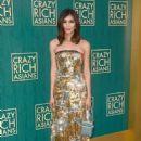 Gemma Chan – 'Crazy Rich Asians' Premiere in Los Angeles - 454 x 685