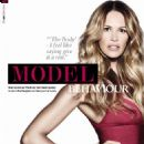 Elle Macpherson On Yorkshire Magazine Pictorial September 2010 United Kingdom