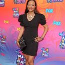 Aisha Tyler - FOX 2010 Summer Television Critics Association All-star Party Held At Pacific Park On The Santa Monica Pier On August 2, 2010 In Santa Monica, California