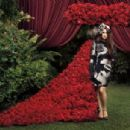 Lea Michele - Harpers Bazaar Magazine Pictorial [United States] (September 2011)