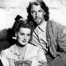 Maureen O'Hara and Joel McCrea
