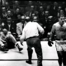Joe losing to Rocky Marciano in 1951 - 454 x 344