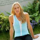 Nicole Vaidisova - Roland Garros Photoshoot - 454 x 651