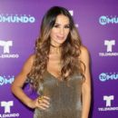 Catherine Siachoque- Telemundo's Premios Tu Mundo Awards 2016- Backstage