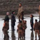 Kit Harington- October 24, 2016- 'Game of Thrones' Season 7 Films in Spain - 454 x 532