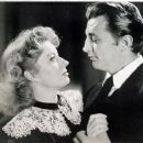 Robert Mitchum and Greer Garson