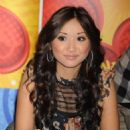 Brenda Song - The Cast Of The Suite Life On Deck Visit The World Of Disney In NYC, 2009-03-06