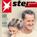 Michael Schumacher and Corinna Schumacher - 454 x 607
