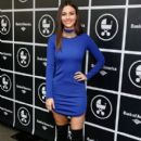 "Victoria Justice attends as Baby Buggy celebrates 15 years with ""An Evening with Jerry Seinfeld and Amy Schumer"" presented by Bank of America - Arrivals at Beacon Theatre on November 16, 2015 in New York City"