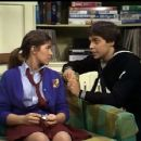 Nancy McKeon and Clark Brandon