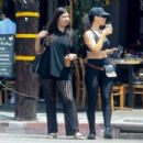 Brittny Gastineau – Grabs lunch with a friend in Hollywood - 454 x 303