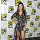 Victoria Justice- Comic-Con International 2016 - 'The Rocky Horror Picture Show' Press Line