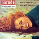 Linda Christian - Parade Magazine Cover [United States] (19 March 1950)