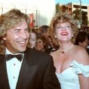 Melanie Griffith and Don Johnson At The 61st Annual Academy Awards - arrivals (1989) - 454 x 351