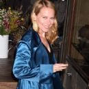 Amy Ryan - Il Buco Restaurant In New York City, 03.10.2008.