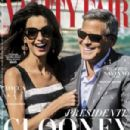 George Clooney and Amal Alamuddin - 302 x 392