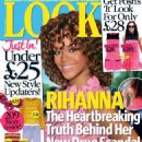 Rihanna - Look Magazine Cover [United Kingdom] (January 2012)
