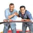 Salman Khan and Sanjay Dutt Hosting Big boss 5