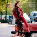 Laetitia Casta Tatler Russia Magazine October 2014