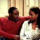 Morris Chestnut and Vivica A. Fox in Screen Gems' Two Can Play That Game - 2001