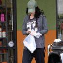 Megan Fox Shopping Candids In L.A., April 25 2010