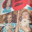 Lizabeth Scott - Silver Screen Magazine Pictorial [United States] (June 1946) - 454 x 782