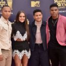 Madison Pettis – MTV Movie and TV Awards 2018 in Santa Monica
