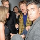 Taylor Swift, Calvin Harris and Sir Mick Jagger attend the Universal Music Brits party hosted by Bacardi at The Soho House Pop-Up on February 25, 2015 in London, England. - 454 x 281