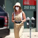 Ashley Tisdale – Shopping candids in Los Angeles