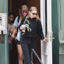 Taylor Swift in Shorts – Head out in New York City