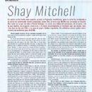 Shay Mitchell – Accion Cine-Video Magazine (January 2019)
