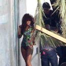 Cheryl Cole's Sexy Music Video Shoot