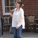 Katey Sagal is spotted out shopping in Beverly Hills, California on April 6, 2016 - 413 x 600