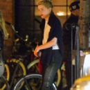 Amber Heard – Night out in New York City