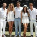 Teen Angels: on stage look