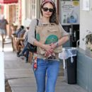 Jordana Brewster – Shopping at Whole Foods in Los Angeles