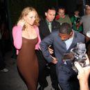 Mariah Carey - Mr Chow In Los Angeles, 19.07.2008.