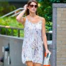 Ashley Greene Out For A Stroll In Nyc