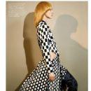 Sasha Pivovarova - Vogue Magazine Pictorial [France] (April 2017) - 454 x 588
